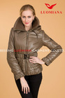 2012 fashion spring style with 100% polyester padding jacket