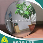 4mm frameless beveled silver glass mirror