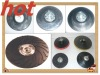 plastic rubber polishing pad