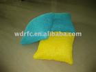 chenille shaggy car cushion