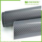 Car Sticker 4D Glossy Carbon Fiber Vinyl Roll