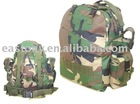 Camouflage backpack,military backpack,travel backpack,climbing backpack,mountaineering pocket,ET-590018