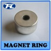 Magnet ring hole size are optional zinc plating