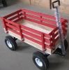 Metal tool cart, can move freely,can push it,for garden use