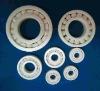 Ceramic deep groove ball bearing ZrO2 6019