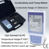 Precision Digital Multifuction Conductivity and Temp Meter