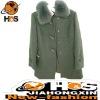 Women Stylish Wool Coat HSC120063
