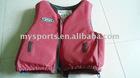 Neoprene life jackets
