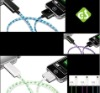 Colorful usb data sync charger cable for Iphone4 / Ipad / Ipod