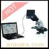 3.6 Inch LCD 2.0MP 1600X1200 Digital Color Camera (for Compound Stereo Microscope)