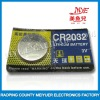 Durable lithium motherboard battery CR2032