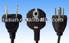 power supply cable (American plugs,AC power cord plug))
