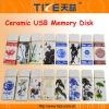 USB Disk TZ-USB301H Ceramic USB disk Ceram material