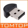 Smallest 2.0 Mini USB Bluetooth Adapter V2.0 EDR USB Dongle