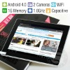 "Free Shipping 9.7"" Android 4.0 Tablet/1.2GHz/1GB Memory/16GB NAND Flash/Capacitive IPS Screen/ Dual cameras/2160p"