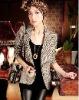 2012 Ladies fashion Korean lattice coat
