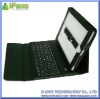 For iPad Bluetooth Keyboard with Leather Cover