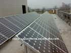 6*190w mono solar panel, 1kw solar system for home ues