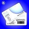 Printing barcode card