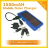 1500mAh Solar Battery Charger
