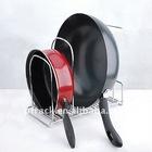 Metal pot holder in kitchen P-POT1