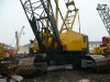 Japan used crawler crane kobelco P&H 150t