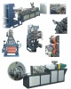 plastic extrudering line for sheet produce
