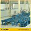 FPSO Module Fabrication Production Line; Automatic Piping Spools System
