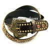 new design fashion leather belt