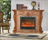 (Hot )Decor flame Wall -mounted electric fireplace