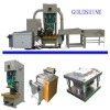 Supply Aluminum foil tray making Machine