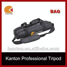 Bag for professional video camera tripod stand