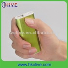 2012 New promotional product!!! Multi-functinal Aluminum shell 2000mAh rechargeable cycling hand warmers