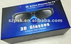 Global universal 3D active glasses 3D TV glasses