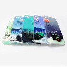 OEM colorful pictures printing IMD cass for iphone 4s