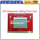 PTi6 PCI Diagnostic Debug Post Card For Desktop Motherboard