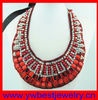 wholesale price Newest necklaces jewelry Fashion Hand made Crochet Necklace New Designs