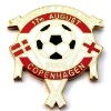 Football pin badges with epoxy UC753