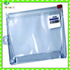 pp clear standing button file bag envelope bag for document