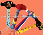 2012 best saleable pvc inflatable toy's hammer for kids