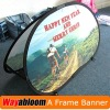 A frame Banner with photo printing