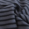 55%Linen 45%Cotton Blended Stripe Jersey Knitting Fabric
