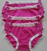 2012 Fashion comfortable cotton children Underwear