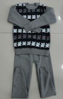 fashion winter children clothes set