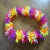 party supplies hawaiian silk lei