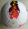 Training quality TPU soccer ball