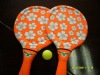 neoprene beach rackets