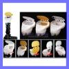 NEW Magician Lambency closestool Toilet stinkpot Flash Diffuser Universal Fit All DSLR