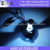 Blue Color special color hid bulb H4-3 HID headlight