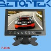 2012 best price 7 inch tft lcd car monitor, stand alone dashboard (BTM-700)